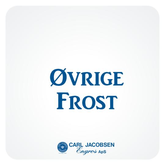 Øvrige Frostvarer