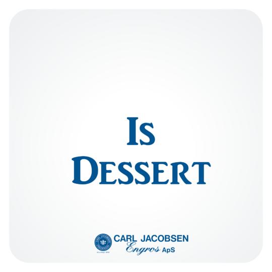 Is-Dessert